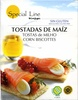 "Tostadas ""Special Line"" Maíz - Produit"