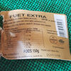 Fuet extra - Producte