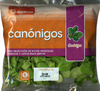 Canónigos - Produit