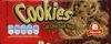 Cookies con chocolate negro - Producte