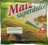 Maiz superdulce - Producte