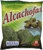 Alcachofas congeladas - Produit