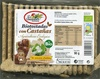 Biotostadas con castañas - Producte