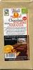 Chocolate negro jengibre y naranja - Producto