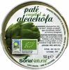 Paté vegetal de alcachofa - Product