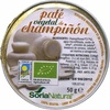 Paté vegetal ecológico con champiñones - Producto