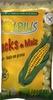 "Aperitivo de maíz ecológico ""Solrius"" - Producto"