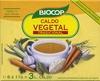 Caldo de verduras ecológico y sin gluten - Producto