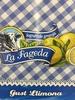 Yogur sabor limón - Produit
