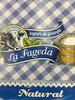 Yogur de granja natural - Produit