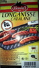 Longanisse catalane - Product