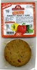 Fibra burger Pimiento asado y curry - Producte