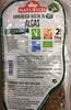 Hamburguesa vegetal de tofu algas - Producte