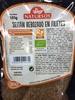 Seitan rebozado en filetes - Produit