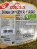 Quinoa con verduras y algas - Producte