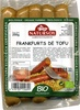 Frankfurt vegetal de tofu - Producte