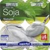 Postre de soja natural - Producto