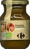 """Mermelada de melocotón ecológica """"Carrefour Bio"""" - Producte"""