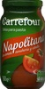 "Salsa napolitana ""Carrefour"" - Producte"