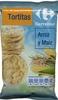 Tortitas de arroz y maíz - Producto