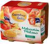 Tarrito melocoton / plátano - Product