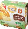 Tarrito verdura con pollo - Product