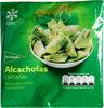 Alcachofas cortadas - Producte