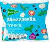 Mozzarella fresca - Producte