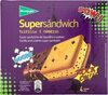 Supersándwich vainilla y cookies - Producte