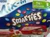 Mix-in Smarties con yogur de fresa - Product