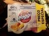 Nestlé Yoggi Magro Frutos Tropicais - Product