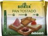 Pan tostado sin gluten - Producto