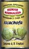 Alcachofas enteras en conserva - Producto