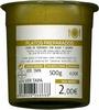 Crema de verduras con algas y quinoa - Producte