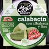 Calabacín con albahaca y lino - Producte