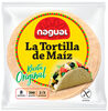 Tortillas de maíz artesanales sin gluten - Produit