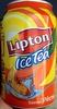 Lipton Ice Tea Saveur Pêche - Produit