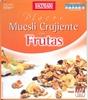 Muesli crujiente con frutas - Produkt