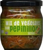 Mix de vegetales con pepinillo - Producto