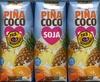 Piña coco soja - Produit
