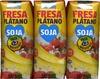 Bebida de soja fresa plátano - Produit