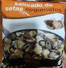 Salteado de setas cogumelos - Produit