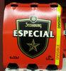 Cerveza Premium Lager especial - Product