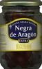 Aceituna negra de Aragón - Produit