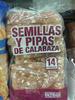 Pan de molde semillas y pipas de calabaza - Producte