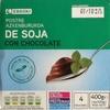 Postre de soja con chocolate - Product