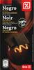 Chocolat noir aux écorces d'orange confites. 70% cacao - Product