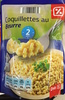 Coquillettes au Beurre - Product