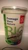 Fromage blanc nature Bio Dia - Produit