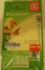 Maasdam (27% MG) x 10 tranches - 200 g - Dia - Product